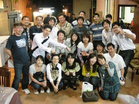 GW中国語コース歓迎会