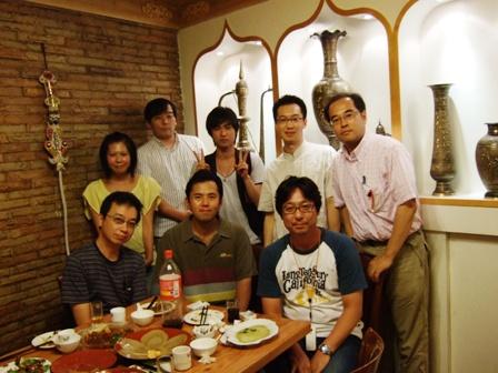 夏休み中国語コース